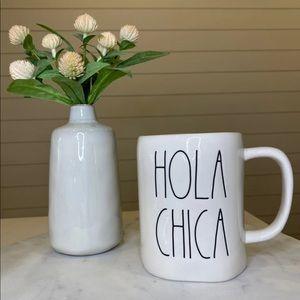 Rae Dunn    Hola Chica Mug